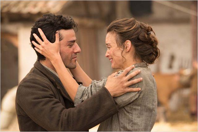 A Promessa : Foto Charlotte Le Bon, Oscar Isaac