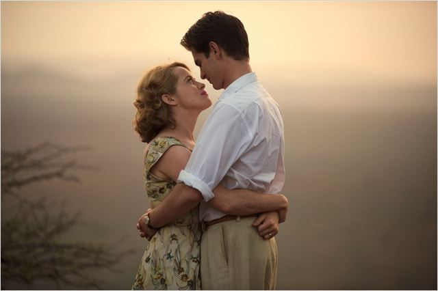Breathe : Foto Andrew Garfield, Claire Foy