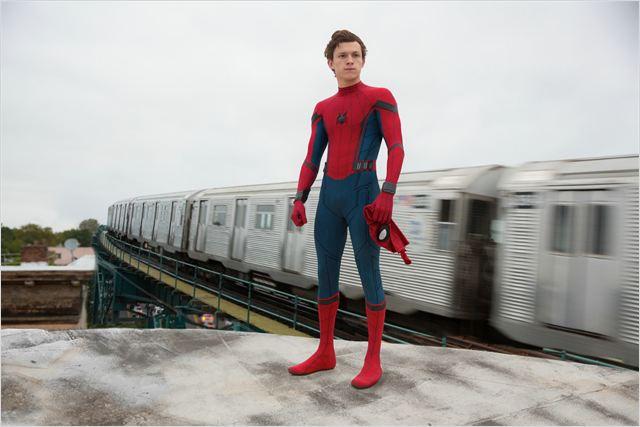 Homem-Aranha: De Volta ao Lar : Foto Tom Holland
