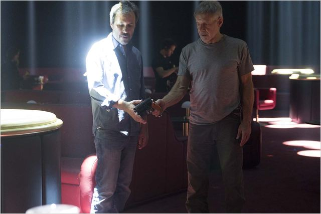 Blade Runner 2049 : Foto Denis Villeneuve, Harrison Ford