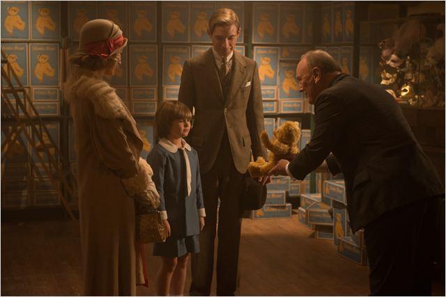 Goodbye Christopher Robin : Foto Domhnall Gleeson, Will Tilston