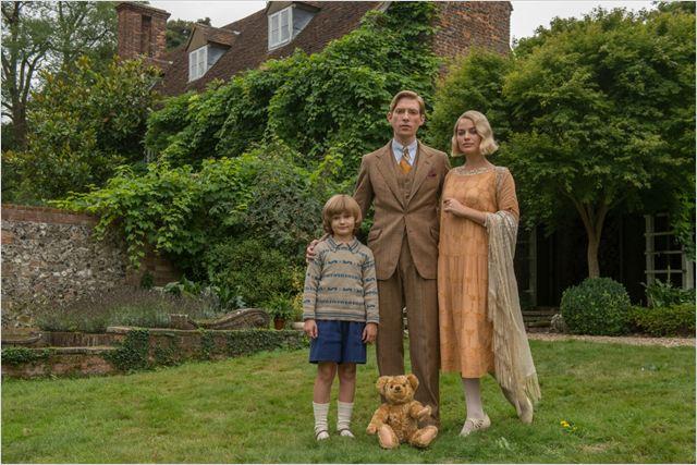 Goodbye Christopher Robin : Foto Domhnall Gleeson, Margot Robbie, Will Tilston