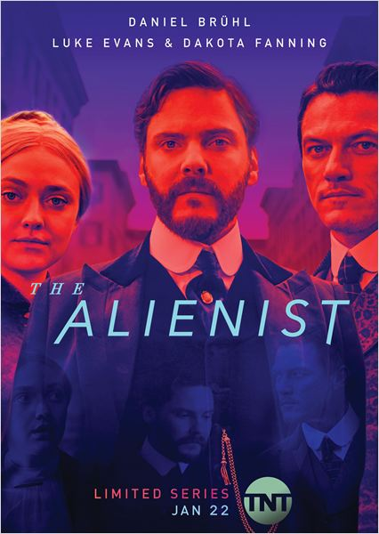 The Alienist : Poster
