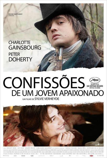 Confissões de um Jovem Apaixonado : Poster