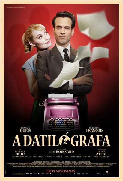 A Datilógrafa : Poster