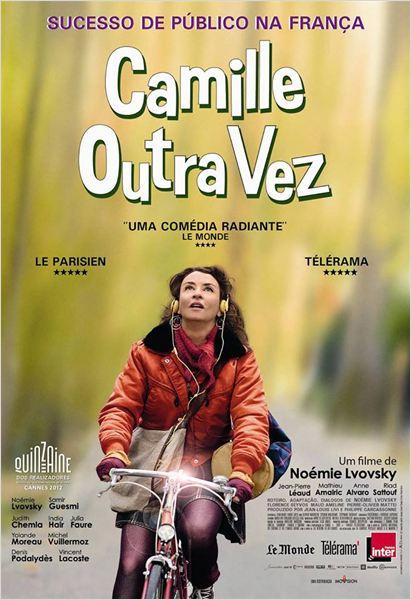 Camille Outra Vez : Poster