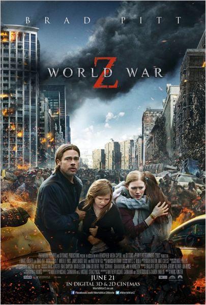 Guerra Mundial Z : Poster
