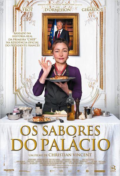 Os Sabores do Palácio : Poster