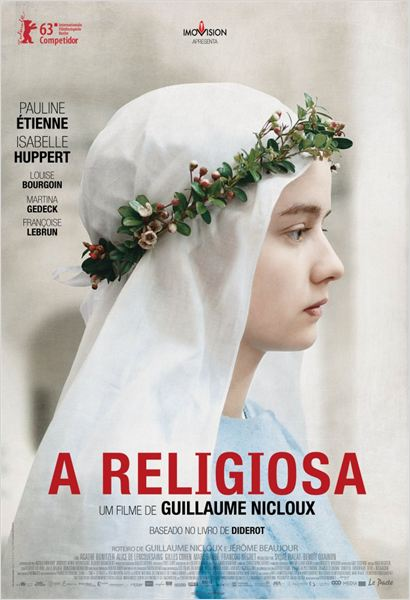 A Religiosa : Poster