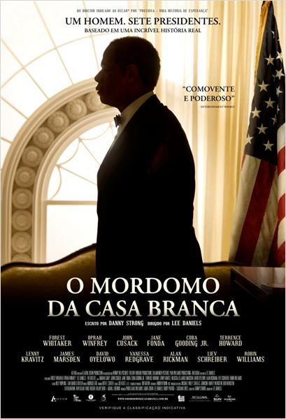 O Mordomo da Casa Branca BDRip XviD Dual Audio Dublado – Torrent