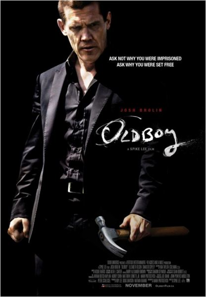 Capa do Oldboy   Dias de Vingança   Dual Áudio AVI + Legenda Torrent 2014filmes