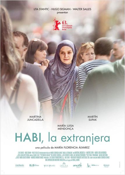 Habi, a Estrangeira : Poster