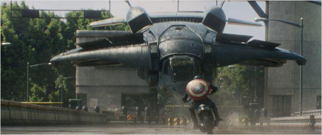 Capitão América 2 - O Soldado Invernal : Foto