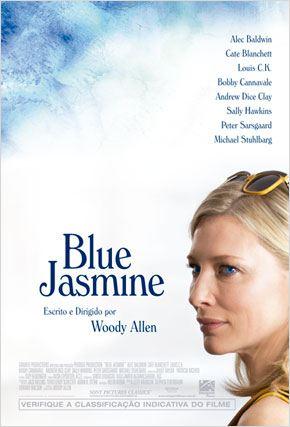 Blue Jasmine : Poster