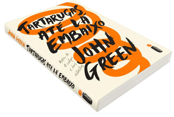 Resultado de imagem para livros do john green tartarugas