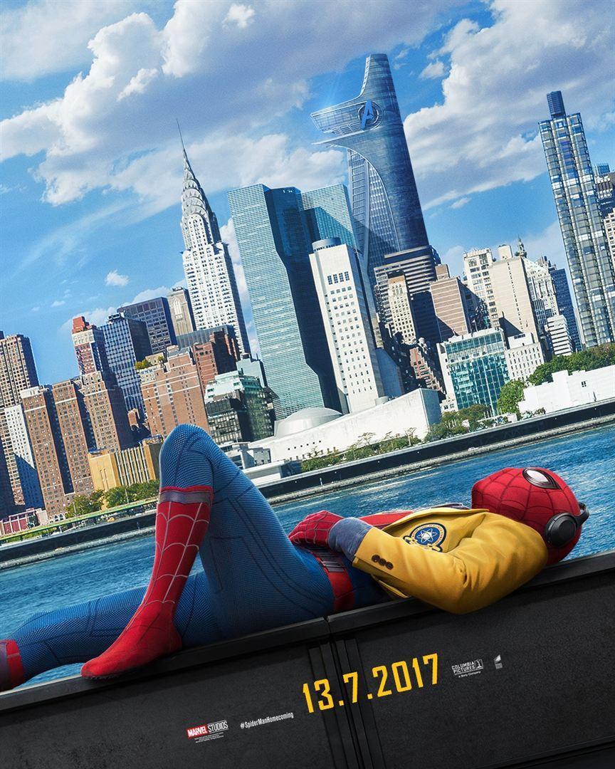 Assistir Homem aranha de volta ao lar Dublado Online