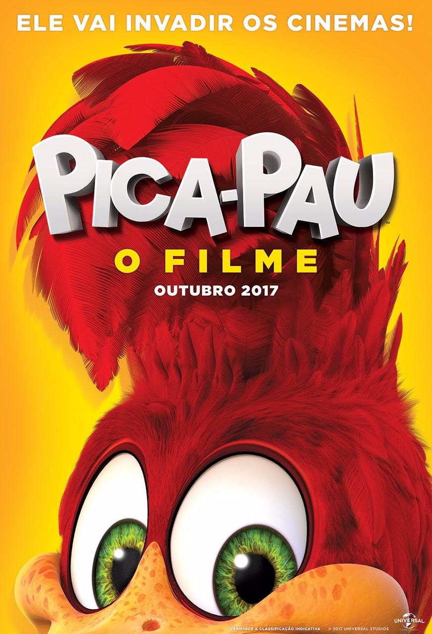 Resultado de imagem para pica-pau o filme poster