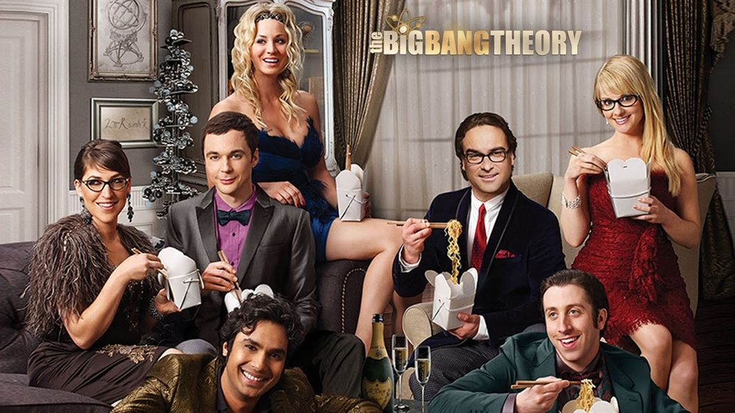 3. The Big Bang Theory