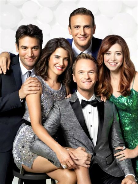 4. How I Met Your Mother