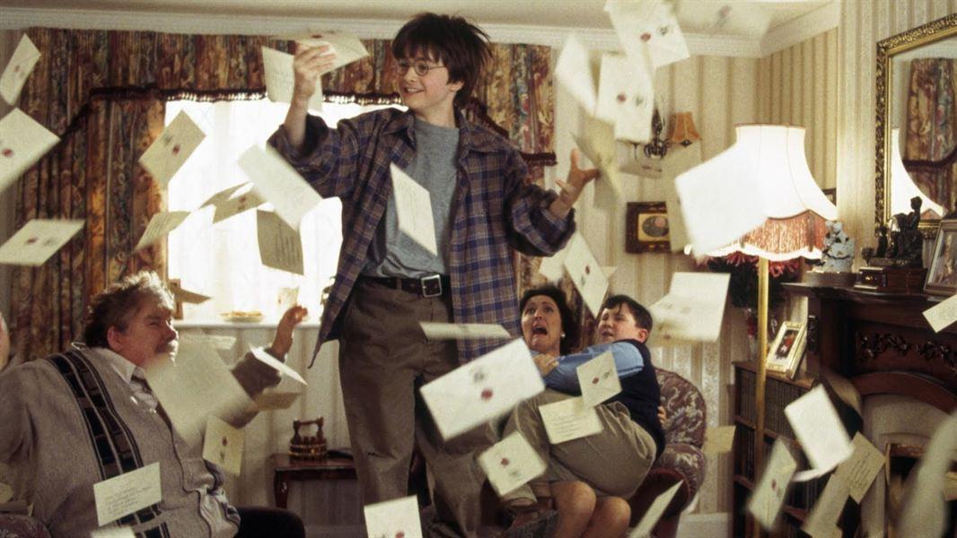 09. Reclamar que você não recebeu sua carta de Hogwarts