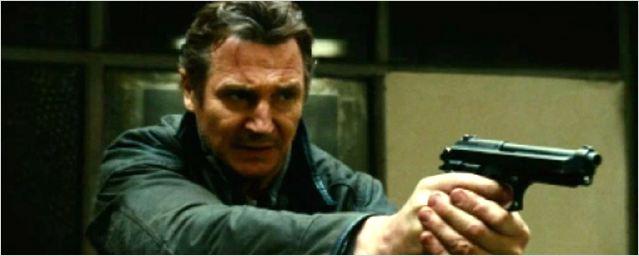 Liam Neeson é perseguido mais uma vez no trailer de Busca Implacável 2