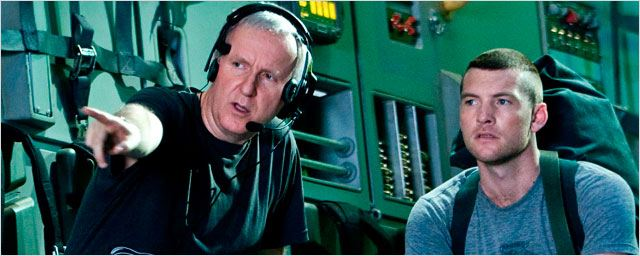 James Cameron quer rodar Avatar 2 e 3 ainda em 2013