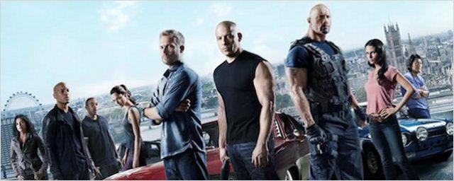 Vin Diesel e equipe estão no novo cartaz de Velozes & Furiosos 6