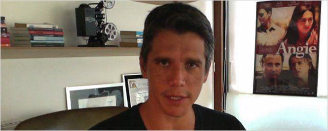 Márcio Garcia convida para assistir Angie, seu novo filme como diretor