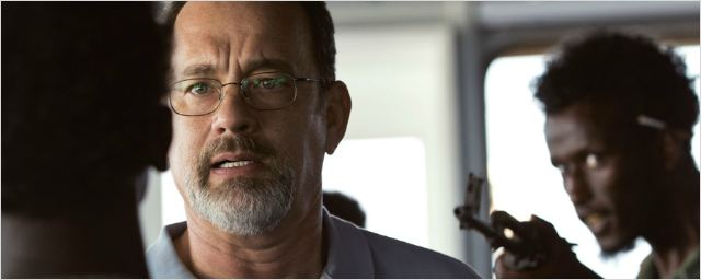 Tom Hanks enfrenta piratas no primeiro trailer de Captain Phillips