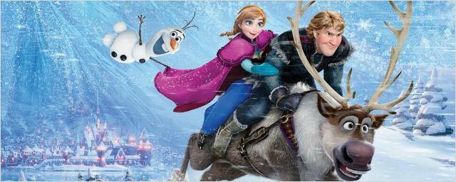 Frozen - Uma Aventura Congelante é a principal estreia da semana