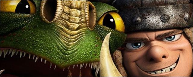 Como Treinar o seu Dragão 2 ganha novos cartazes destacando personagens