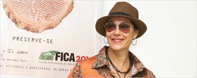 FICA 2014: atriz Christiane Torloni está de nova profissão