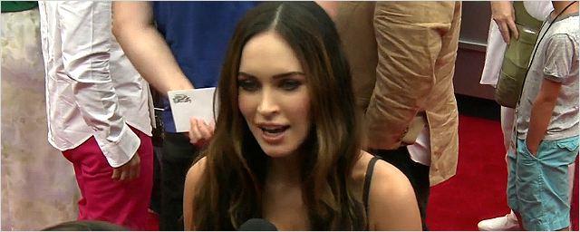 AdoroHollywood: Veja Megan Fox e as Tartarugas Ninja na pré-estreia em Los Angeles