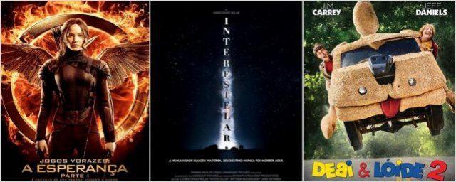 Estreias de novembro nos cinemas