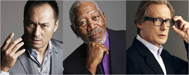 Doutor Estranho: Morgan Freeman é um dos candidatos ao papel do Ancião