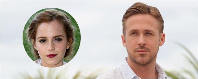 Disney quer Ryan Gosling fazendo par com Emma Watson em A Bela e a Fera?