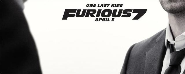 Novo cartaz de Velozes & Furiosos 7 destaca Paul Walker