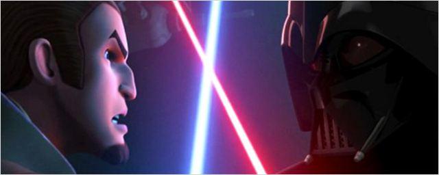 """Star Wars Rebels: Novo comercial destaca """"Lord Vader"""""""