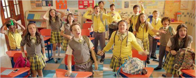 Uma competição agita a criançada no novo trailer de Carrossel - O Filme