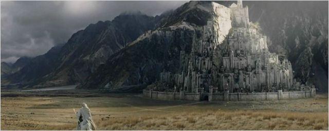 Que tal morar em Minas Tirith? Fãs querem trazer cidade de O Senhor dos Anéis para a realidade