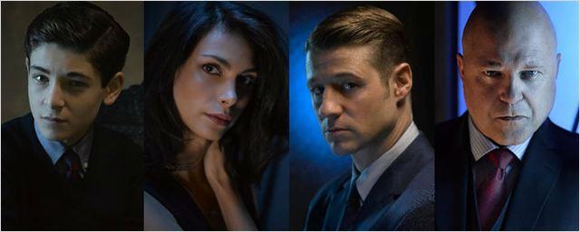 Gotham ganha imagens individuais de personagens – confira!