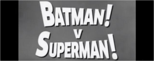 Vídeo mostra como Batman vs Superman - A Origem da Justiça seria no estilo dos anos 40