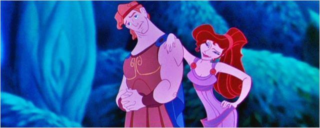 Once Upon a Time vai abordar Hércules e Meg