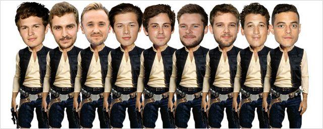 Conheça a lista de concorrentes ao papel de Han Solo no filme derivado de Star Wars