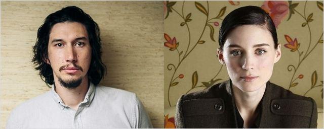 Adam Driver e Rooney Mara vão estrelar comédia musical do diretor de Holy Motors