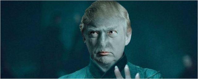 """J.K. Rowling critica Donald Trump: """"Voldemort não era tão mau"""""""