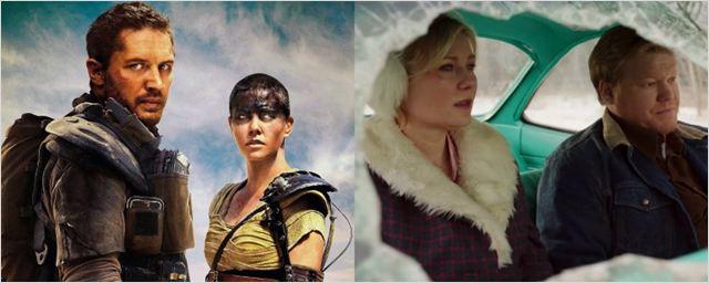 Mad Max: Estrada da Fúria e Fargo lideram as indicações do Critics' Choice Awards