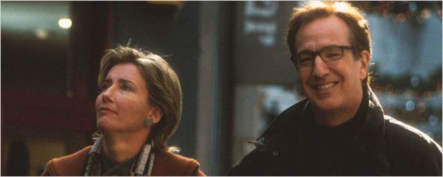 Revelado o destino dos personagens de Alan Rickman e Emma Thompson em Simplesmente Amor