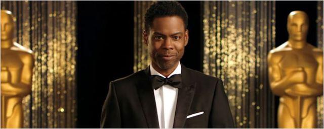 Chris Rock cheio de graça no primeiro comercial do Oscar 2016
