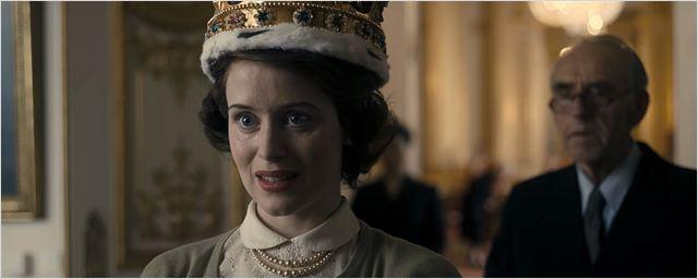The Crown: Um grande trailer para a série original mais cara da Netflix
